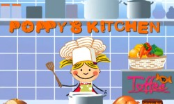 Poppy's Kitchen - title