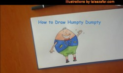 BTS - How to Draw Humpty Dumpty - title