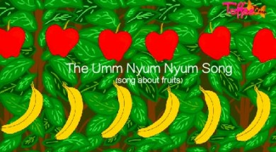 The Umm Nyum Nyum Song
