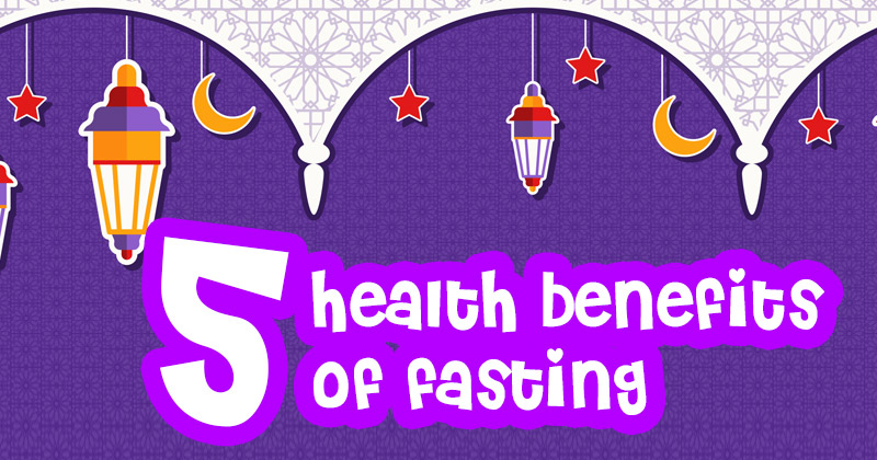 5 Health Benefits of Fasting