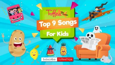 ToffeeTV - Songs and Stories for Kids!