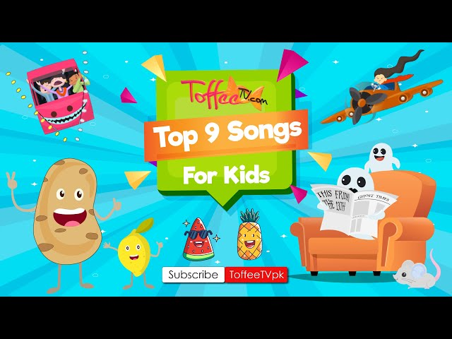 Most Popular Nursery Rhymes Collection & Kids Songs in Urdu – Junior Squad