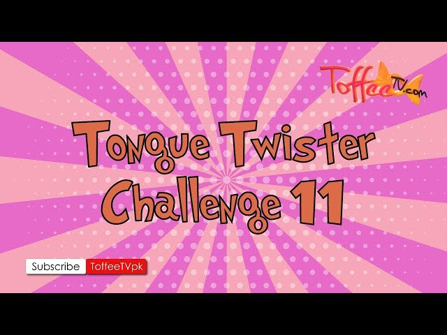 Near An Ear, A Nearer Ear, A Nearly Eerie Ear – Tongue Twister Challenge For You!