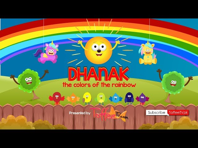 Dhanak: Sing the Colors of the Rainbow With Love!