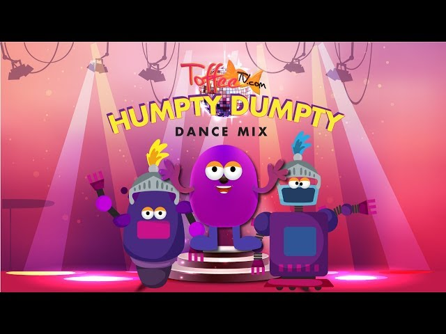 Humpty Dumpty on ToffeeTV