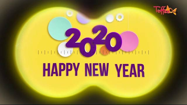 Happy New Year from ToffeeTV