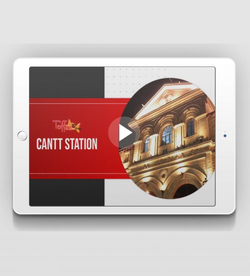 Cantt Station