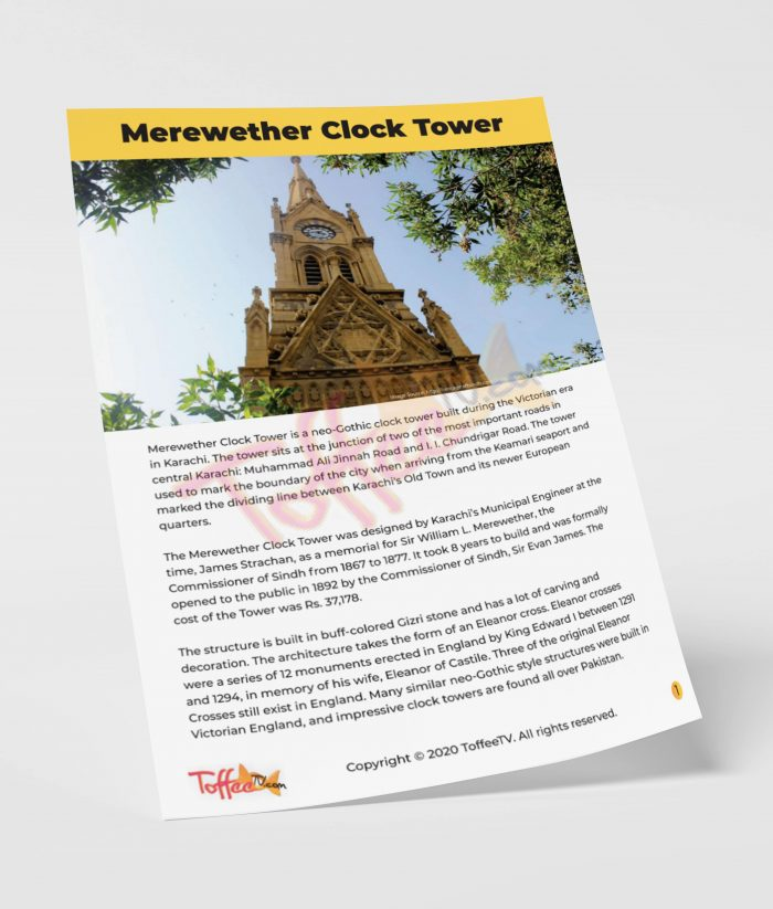 Merewether clock tower