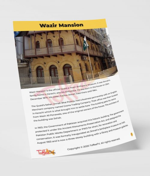 Wazir Mansion